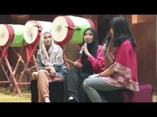 HijUp Talk with Diajeng Lestari (HijUp Founder) and Fifi Alvianto (HijabScarf Blogger)