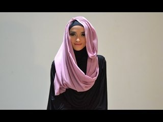 Hijab Tutorial Style 52 by Puteri Hasanah Karunia
