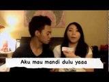@rezaoktovian - Gue Lawan Cewek gue - Jawa vs Sunda