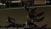 REPLAY MAIN FINALS ROUND 7 BMX EUROPEAN CUP ECHICHENS, SWITZERLAND - 18 SEPTEMBERT 2015