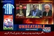 Mian Sahab Kia Soch Rahe Hain..Shaheen Sehbai Respones