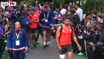Mondial de rugby / Gare aux faux pas pour la France