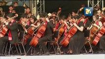 Clausura de la gira de la Orquesta Sinfónica Infantil y Juvenil de México