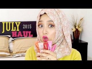 Mini Haul July 2015 | Bahasa Indonesia | Linda Kayhz