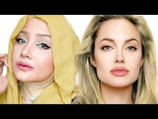 Angelina Jolie Inspired Make Up Tutorial | Bahasa Indonesia Subtitled