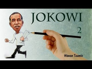 JOKOWI ala wawan teamlo 2