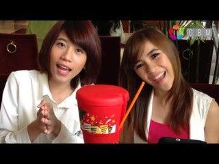 Cherrybelle - Premiere Film Princess Bajak Laut & Alien