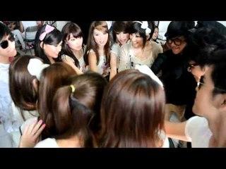 Cherrybelle | SM*SH dan Toss ala ChiBi Backstage Inbox SCTV 10 Juli 2011