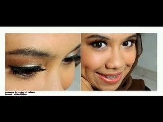 Makeup Tutorial : Classic Smokey Eyes