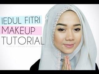 Makeup Tutorial Hari Raya Idul Fitri - Makeup Tutorial For Eid ul fitr   Cheryl Raissa