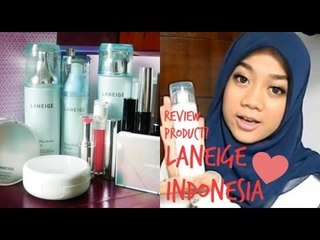 Beautiful Blogger Challenge + Review Product by Laneige Indonesia (In Bahasa)