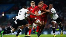 Match highlights: England v Fiji