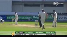 Ahmad Shahzad scores 20 runs in Peter Siddes over