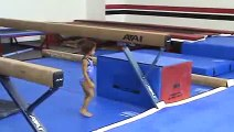 Catherine: Amazing 7 year old gymnast! - video dailymotion