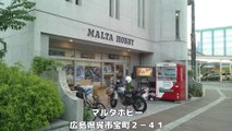 Go my way! We went to the hobby shop of Japan .(Japanese subtitles)