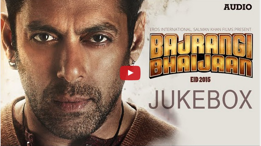 Bajrangi Bhaijaan Full Audio Songs Jukebox Pritam Selfie Le Le Re Tu Chahiye Video Dailymotion