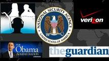 Truther Alert!  NSA, FBI, Obama Indiscriminately Obtaianing Phone Records, Domestic Surveillance