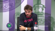 Stanislas Wawrinka Third Round Press Conference