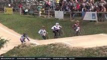 REPLAY QUALIFYING MOTOS CHALLENGE SATURDAY BMX EUROPEAN CUP ECHICHENS, SWITZERLAND - 19 SEPTEMBER 2015