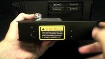ICY DOCK MB994SP-4S 4 x 2.5 SAS  SATA HDD Hot Swap Backplane RAID Cage for Server & IPC