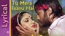 Tu Mera Jaanu Hai Full Song With Lyrics   Hero   Jackie Shroff & Meenakshi