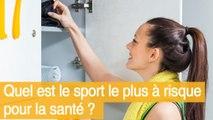 Quel est le sport le plus à risque pour la santé ?