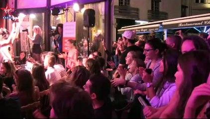 World Tour De France : Louane en live à Montpellier