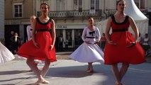 Danse aux Journées du patrimoine