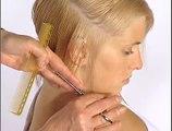 Vidal Sassoon bob haircut / hair cutting techniques