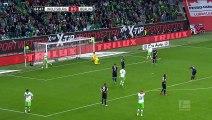 Bundesliga : Wolfsburg 2-0 Hertha Berlin