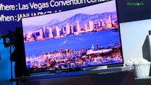 HD Nation from CES: 2014 HDTVs: OLED, Curved, 4K UHD, Plasma's Dead, Streaming 4K Content, MORE!