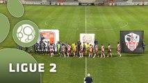 AC Ajaccio - Stade Lavallois (0-0)  - Résumé - (ACA-LAVAL) / 2015-16