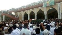 Shaheed Asfandyar Funeral