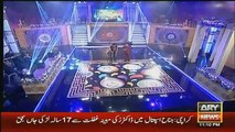 Umer Sharif Show Man On Arynews – 19th September 2015