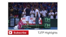 Andy Murray vs Thanasi Kokkinakis || Davis Cup 2015 1/2 Final |HD|