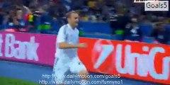 Carlos Tevez Amazing Hattrick GOAL - Argentinos Juniors 1-3 Boca Juniors