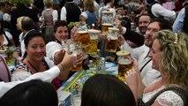 Bier, Tracht, Blasmusik: Münchner Oktoberfest ist eröffnet