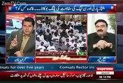 Tumhare Baap Ka Maal Hai Sheikh Rasheed Balsted On Shahid Khaqan Abbasi Very Badly