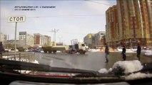fatal accident de la route, les accidents de voiture Vidéo - les accidents de voiture - accident de voiture sur la vidéo