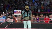 WWE 2K15 bray wyatt v the big show