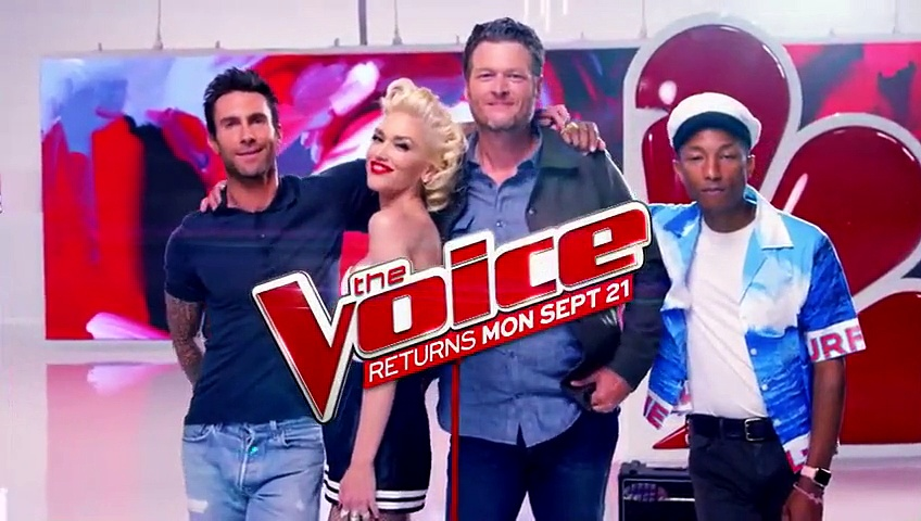 The Voice 2015 – The Making Of: Four-Coach Performance (Digital Exclusive)