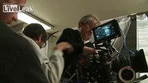 The Girl With The Dragon Tattoo - Behind the scenes baseball