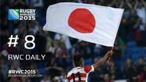 Japan produce biggest shock in rugby history - RWC Daily
