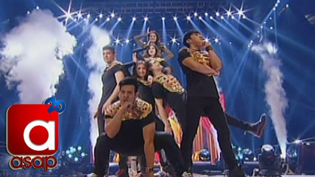 "ASAP London: ASAP Supahdance in ""chair"" dancing inspired number"