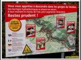 Les gorges du Verdon - L'Imbut, le Vidal et le GR9