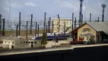 Première circulation de mon TGV Duplex