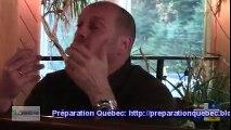 Alain Soral  au Québec en 2012