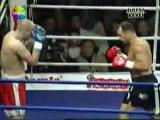 Bagarre générale de boxe