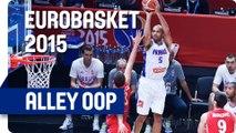Alley Oop by Batum - EuroBasket 2015