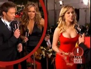 Scarlett Johansson se fait peloter les seins en direct !